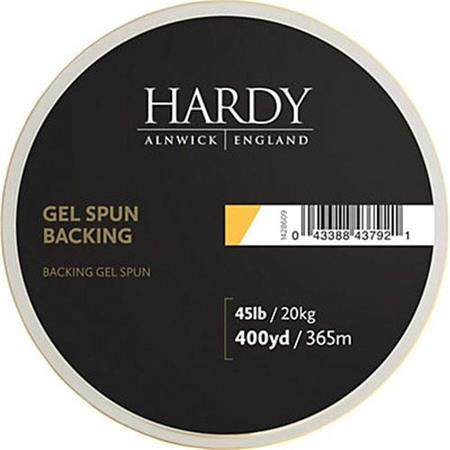 BACKING HARDY GEL SPUN