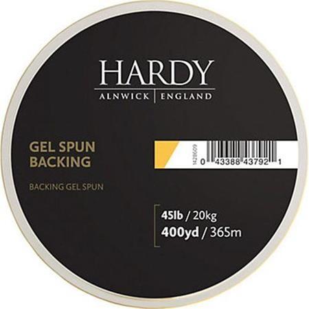 BACKING HARDY GEL SPUN