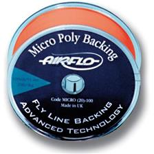 BACKING ORANGE FLY AIRFLO MICRO POLY BACKING