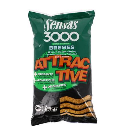 BAIT SENSAS 3000 ATTRACTIVE