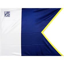BANDIERE PLASTIMO ALPHA PRO LIFE FLAG