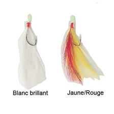 FLASHING PRO JAUNE/ROUGE N°6