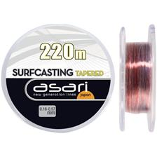 Leaders Asari SURFCASTING TAPERED QUEUE DE RAT 16/100 48/100