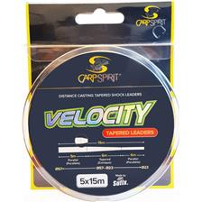 VELOCITY TAPERED LEADER 5X15M ACS470079
