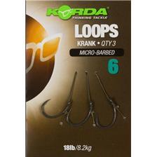 Tying Korda LOOP RIGS N°8