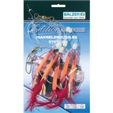 Lines Balzer EDITION 71° NORTH BAS DE LIGNE MAQUEREAUX ET MERLANS 4/0