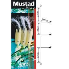 Lines Mustad BIG HOKKAI T17E N°6/0