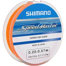 BAS DE LIGNE MER SHIMANO SPEEDMASTER TAPERED SURF LEADER