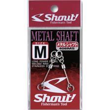 BAS DE LIGNE SHOUT METAL SHAFT - PAR 2