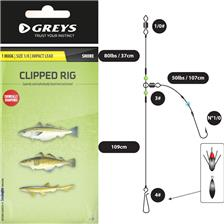 Lines Greys 1 HOOK CLIPPED 1325966