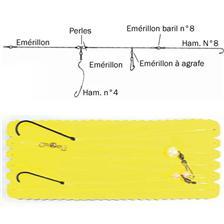BAS DE LIGNE SURF BAR SOLE 1.20M 50/100