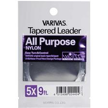 BAS DE LIGNE VARIVAS TAPERED LEADER NYLON ALL PURPOSE