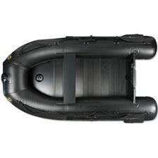 BATEAU PNEUMATIQUE CARP SPIRIT BLACK BOAT 270