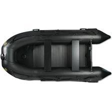 BATEAU PNEUMATIQUE CARP SPIRIT BLACK BOAT 320