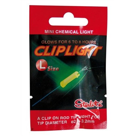 BATONNET LUMINEUX TORTUE CLIP LIGHT