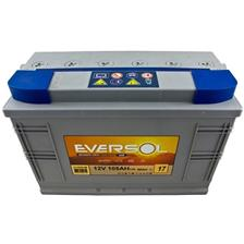 BATTERIA EVERSOL DECHARGE LENTE AGM 12V