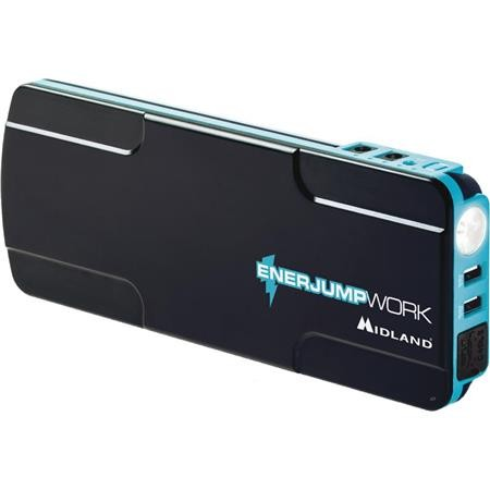 BATTERIE DE SECOURS MIDLAND ENERJUMP WORK 18000MAH/12V