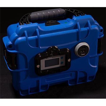 BATTERIE LITHIUM BOATBOX SYSTEM FISHFINDER SOLUTION USB - 12V 30A