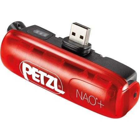 BATTERIE RECHARGEABLE PETZL ACCU NAO+