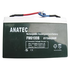 Accessories Anatec BATTERIE SUPPLEMENTAIRE BATEAU AMORCEUR BATTERIE ANATEC