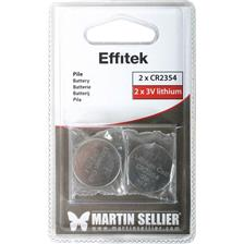 BATTERY MARTIN SELLIER FOR REMOTE CONTROL EFFITEK EDUCATION