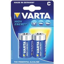 BATTERY VARTA LR14C - PACK OF 2