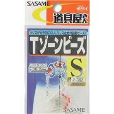 BEAD ROTARY SASAME T-ZONE BEADS - PACK OF 6