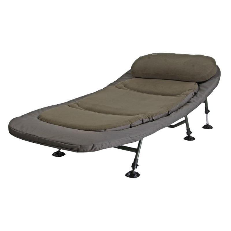 bedchair decathlon bed carp big fullbreak caperlan id fishing chair