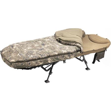 BEDCHAIR NASH MF60 INDULGENCE 5 SEASON SLEEP SYSTEM
