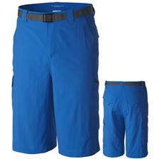 Habillement Columbia Sportswear CARGO SILVER RIDGE BLEU 46