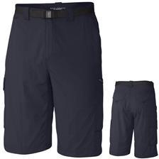 Apparel Columbia Sportswear CARGO SILVER RIDGE BLEU MARINE 48