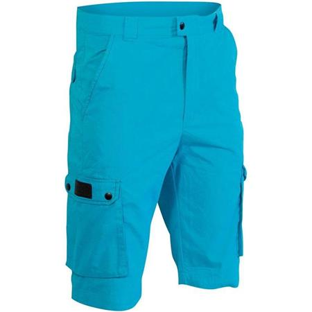BERMUDA HOMME RIVE - TURQUOISE