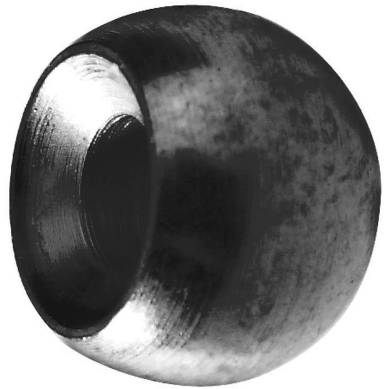BILLE TUNGSTENE JMC - PAR 25 - Noir - 2.8mm