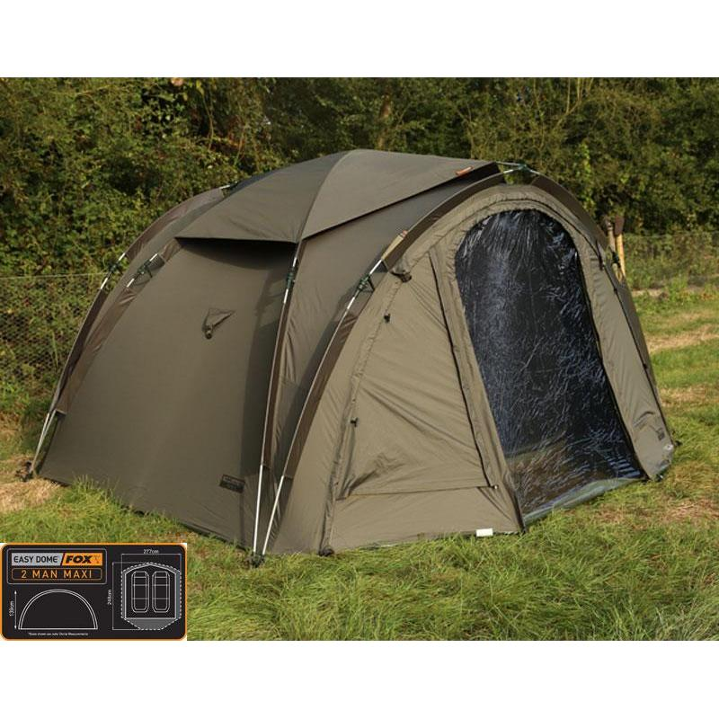 & BIVVY FOX EASY DOME 2 MAN MAXI - 2 MEN