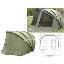 BIVVY FOX ROYALE XXL 2 PLACES
