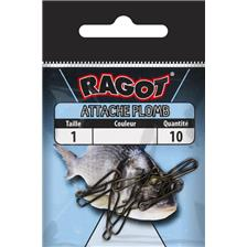 BLEIBEFESTIGUNG RAGOT - 10ER PACK