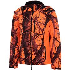BLOUSON HOMME BARTAVEL BUFFALO SOFTSHELL - CAMO ORANGE