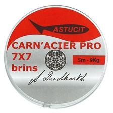 Leaders Astucit BOBINE CARN'ACIER PRO 5M 4KG