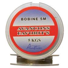 Leaders Autain FAVORIT'S BOBINE FIL ACIER 5M 7KG
