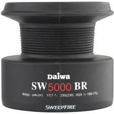 BOBINE SUPPLEMENTAIRE DAIWA POUR MOULINET SWEEPFIRE BR