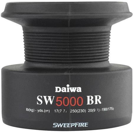 BOBINE SUPPLEMENTAIRE DAIWA POUR MOULINET SWEEPFIRE BR