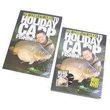 "BOEK KORDA ""COMPLETE GUIDE TO HOLIDAY CARP FISHING"""