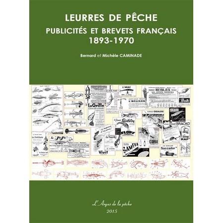 BOEK - LEURRES DE PECHE : PUBLICITES ET BREVETS