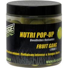 BOILIE SCHWIMMEND DEESSE NUTRI POP-UP FRUIT GANG FLUO JAUNE