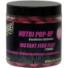 BOILIE SCHWIMMEND DEESSE NUTRI POP UP INSTANT FISH FLUO ROSE