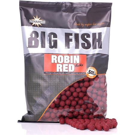 BOILIES DYNAMITE BAITS ROBIN RED