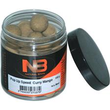 BOILIES FLUTUANTES NATURAL BAITS SPEED TENTATION
