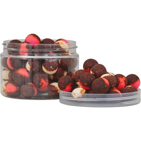 BOILIES FLUTUANTES STARBAITS PERFORMANCE CONCEPT SPICY SALMON POP TOPS