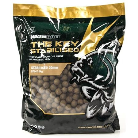 BOILIES NASHBAIT THE KEY STABILISED