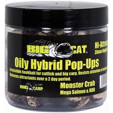 BOILIES  SCHWIMMEND BIG CAT OILY HYBRID POP-UPS